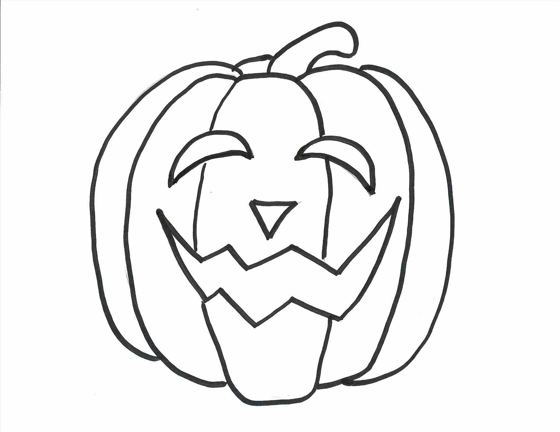 1900x1467 Jack O Lantern Coloring Pages For Kids