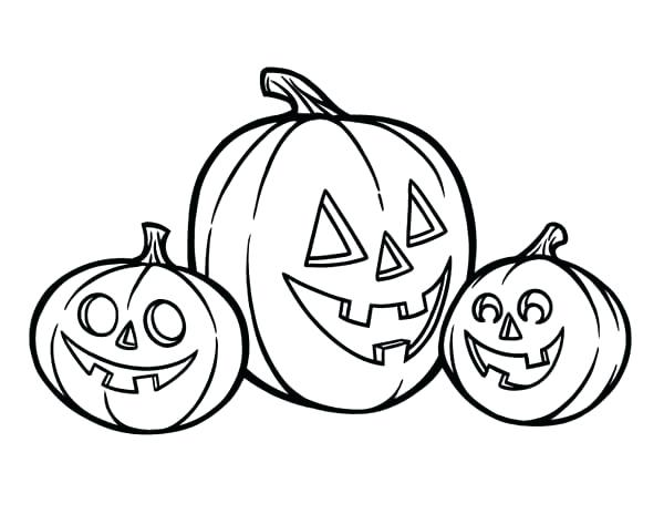 600x464 Miracle Jack O Lantern Pictures To Color Halloween Coloring Page