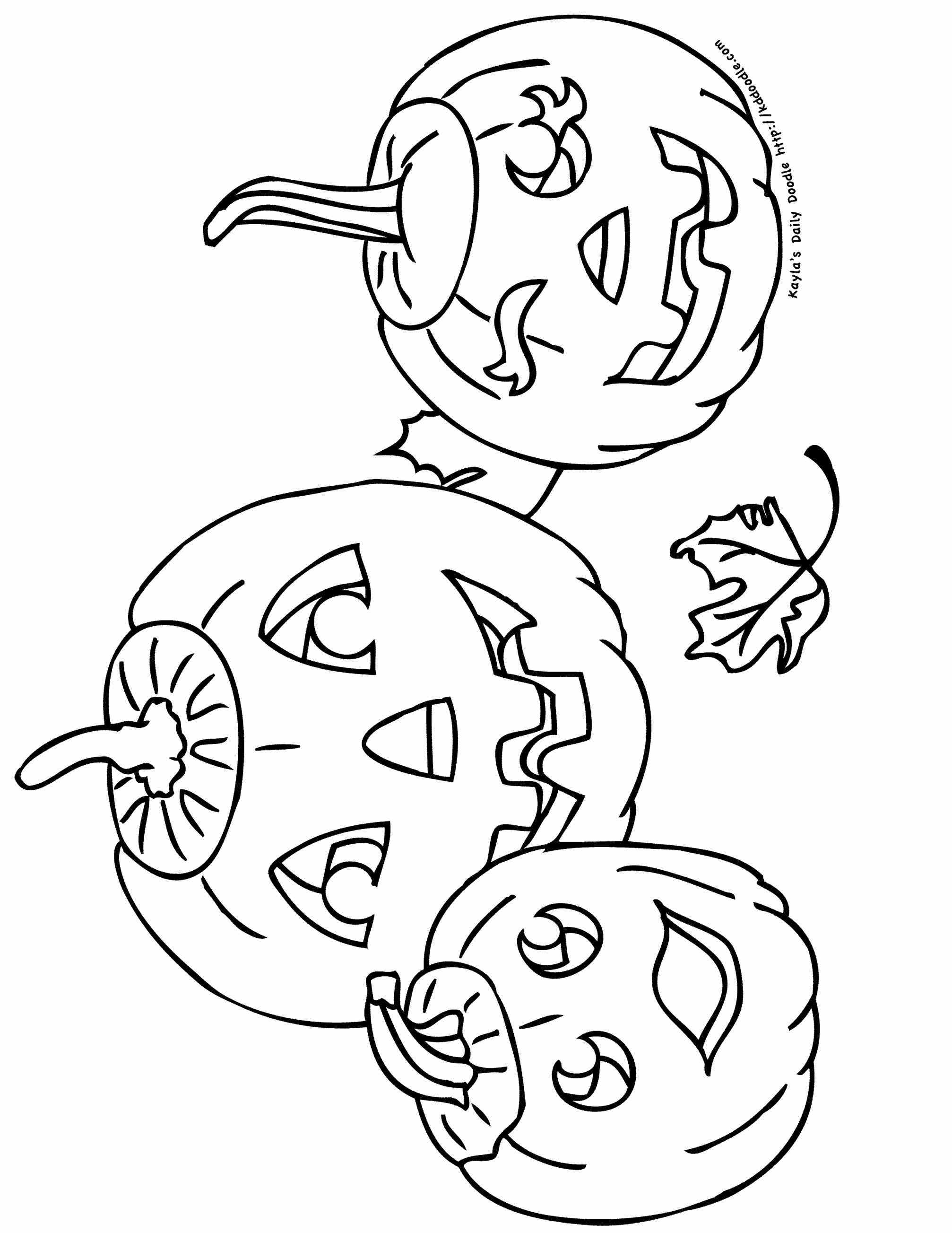 2014x2607 Coloring Pages Marvelous Halloween Coloring Pages Jack O Lantern