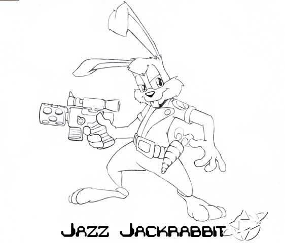 562x480 Jazz Jackrabbit Screenshots, Pictures, Wallpapers