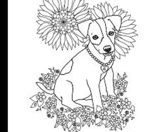 340x270 Art By Eddy Coloring Books And Pet Portraits By Artbyeddy On Etsy