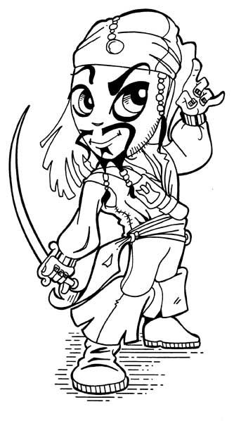 343x598 Captain Jack Sparrow By Jim8ball