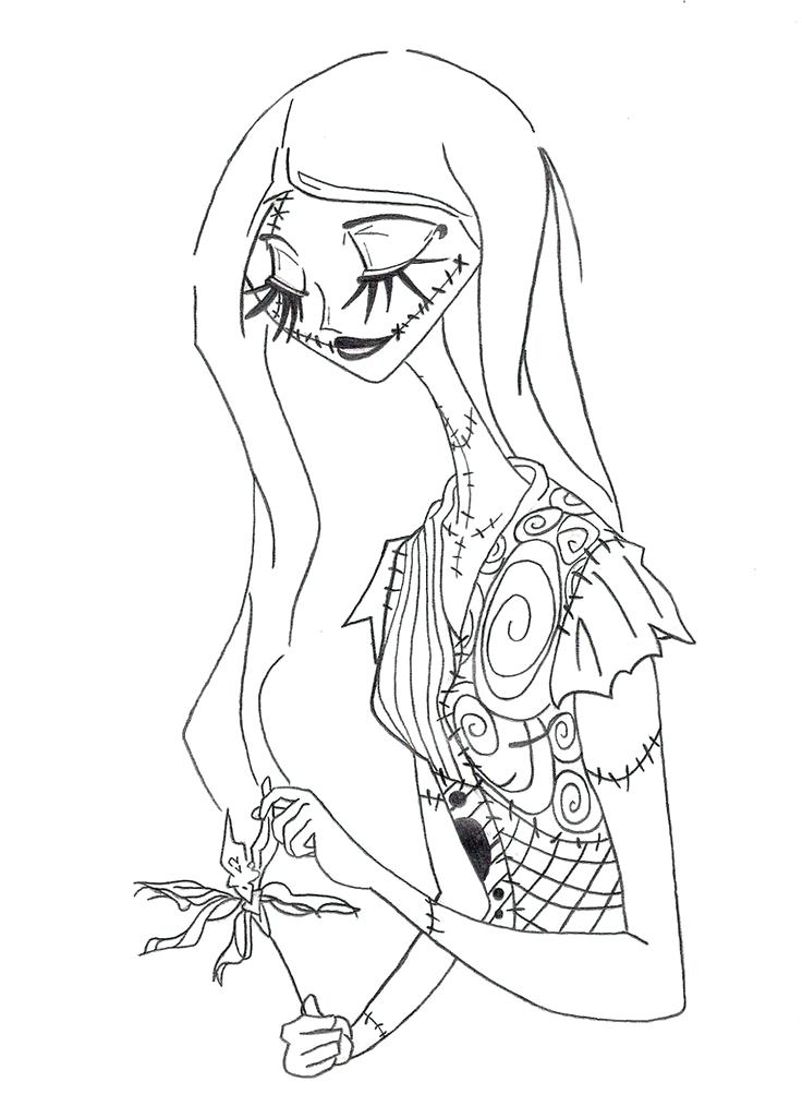 736x1003 Jack The Pumpkin King Coloring Pages Jack The Pumpkin King Jack