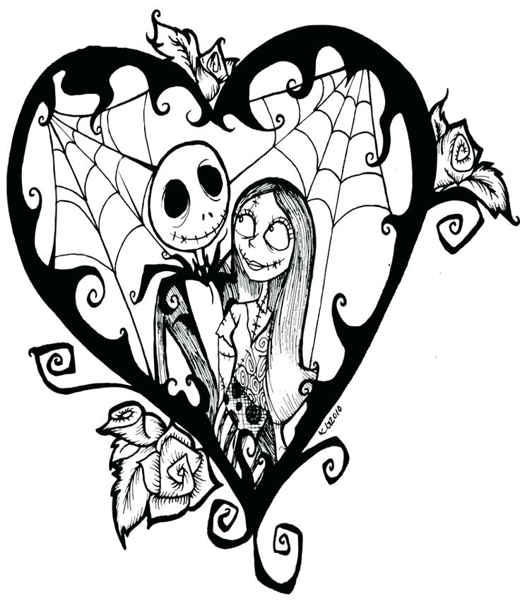 736x858 Jack The Pumpkin King Coloring Pages Nightmare Before Coloring