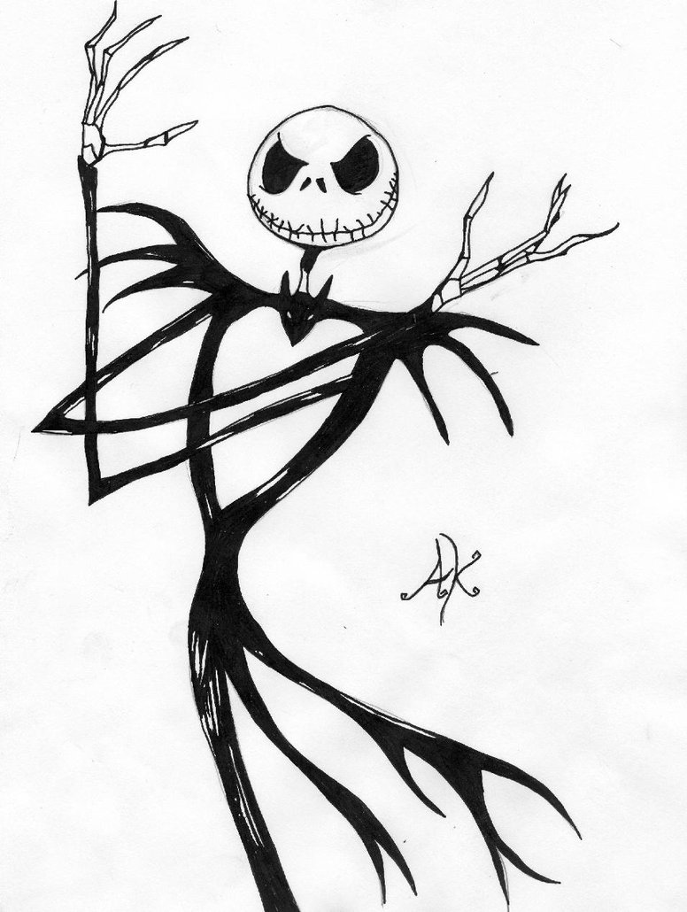 776x1030 Jack The Pumpkin King By Andyk1