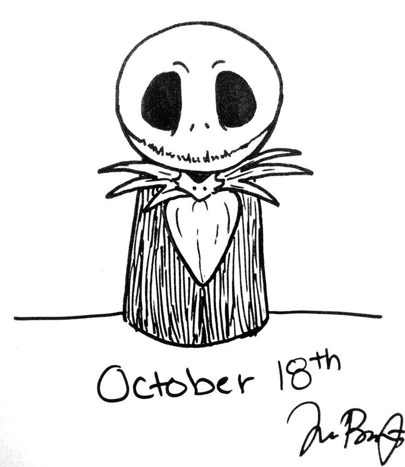 833x960 October 18th Jack The Pumpkin King By Dyingdiver