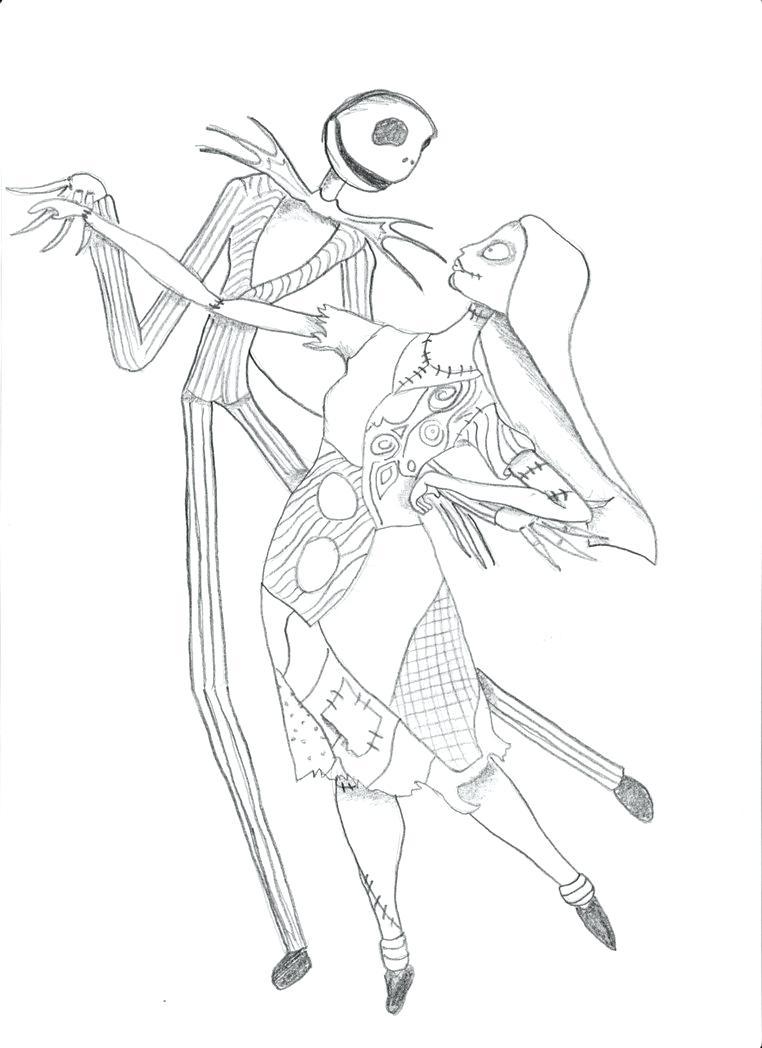 Jack The Pumpkin King Drawing at GetDrawings | Free download