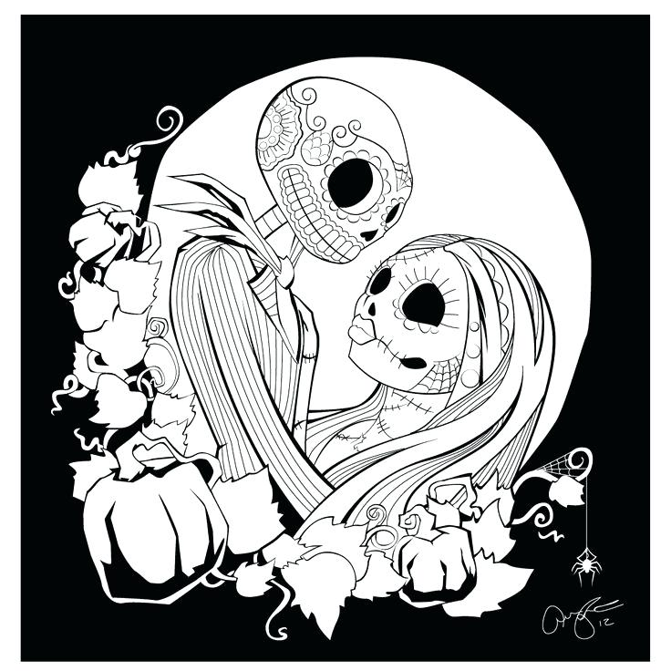 736x736 Jack The Pumpkin King Coloring Pages Holiday Coloring Pages Jack