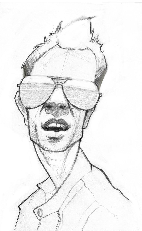 Jackass Drawing