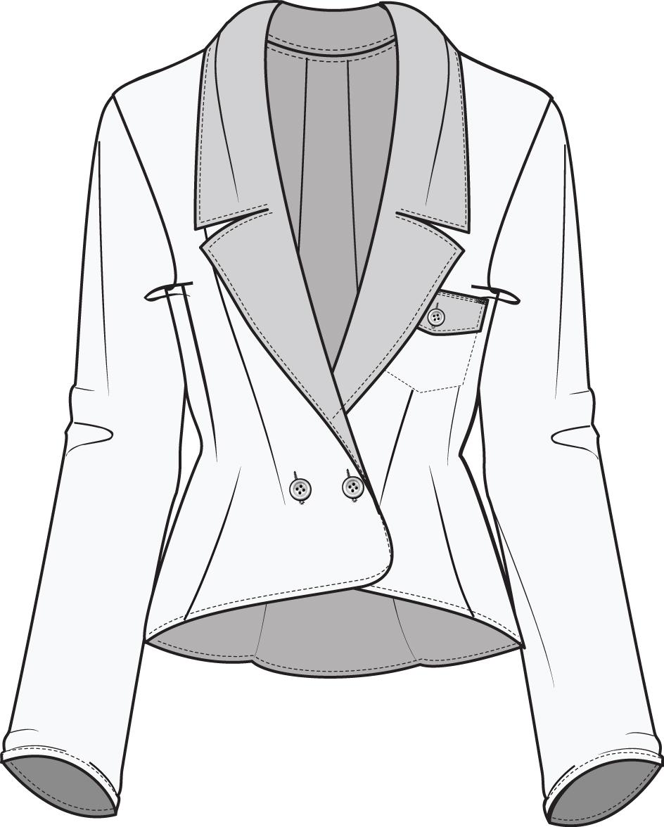 944x1176 Flat Fashion Sketch Jacket Flat Dresses Fashion