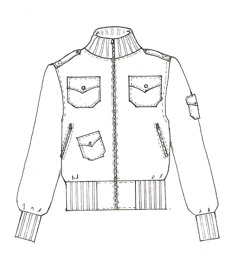 800x903 Leather Jacket Denver Dressmakers