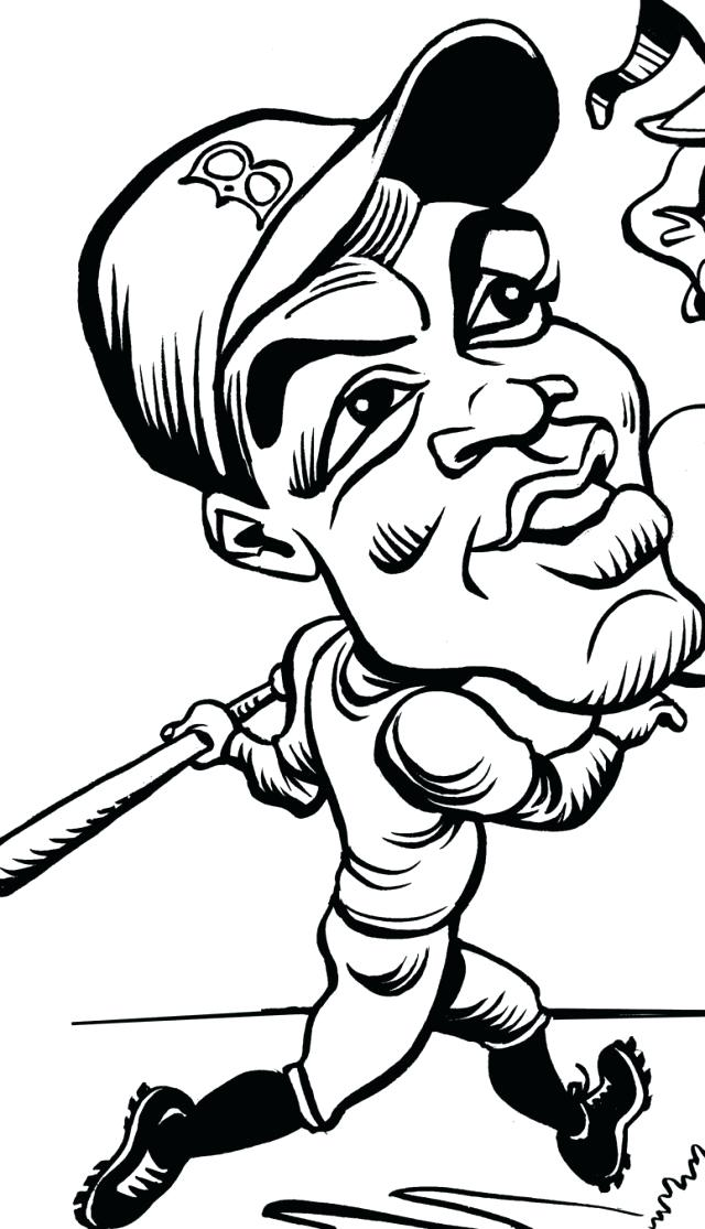 640x1115 Fresh Jackie Robinson Coloring Page Fee Many Interesting Pages