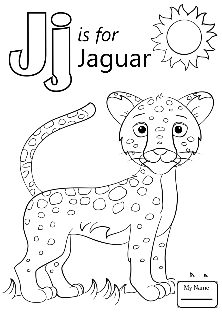 866x1224 Coloring Pages Letters And Alphabet Letter J Is For Jacket