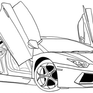 300x300 Coloring Pictures Of Jaguar Cars Fresh Drawn Ferrari Jaguar Car