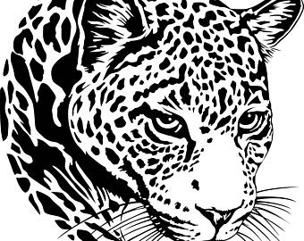 340x270 Jaguar Head Etsy