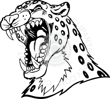 361x326 How To Draw A Jaguar. How To Draw A Jaguar Step 2. Pin Drawn