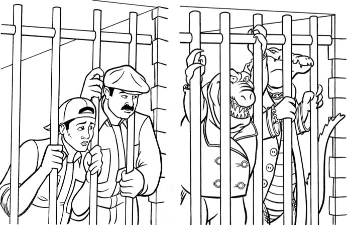 691x450 Super Jail Coloring Sheets Job Loss Coloring Sheet
