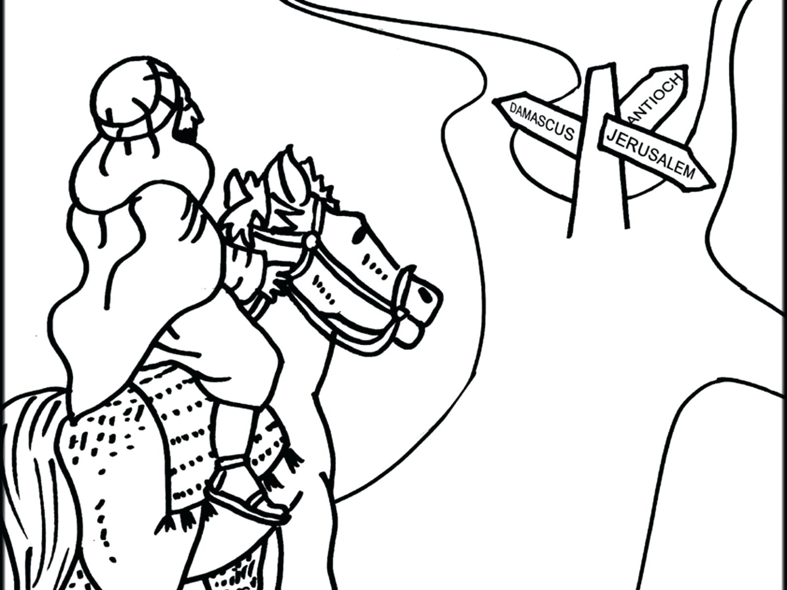 1600x1200 Coloring Paul And Silas Coloring Page