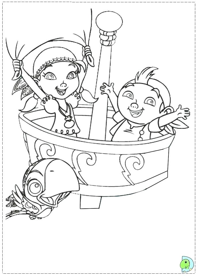 691x960 Jake And The Neverland Coloring Pages Coloring Page And The Never