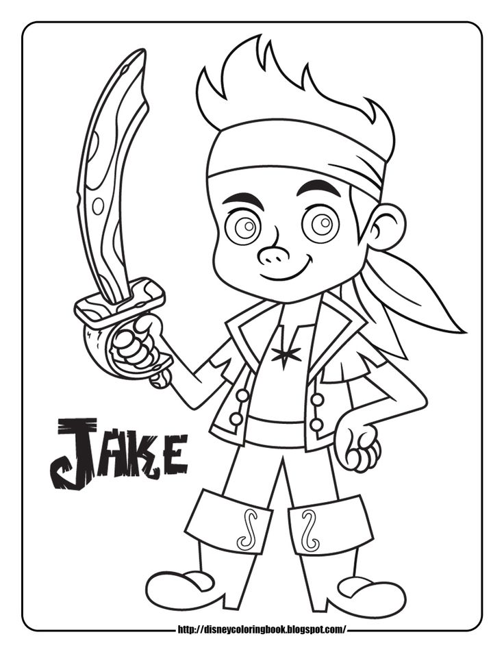 736x952 Jake The Pirate Head Coloring Pages Sexy Pirate Coloring Pages
