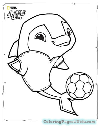 400x518 Animal Jam R Coloring Pages Coloring Pages For Kids