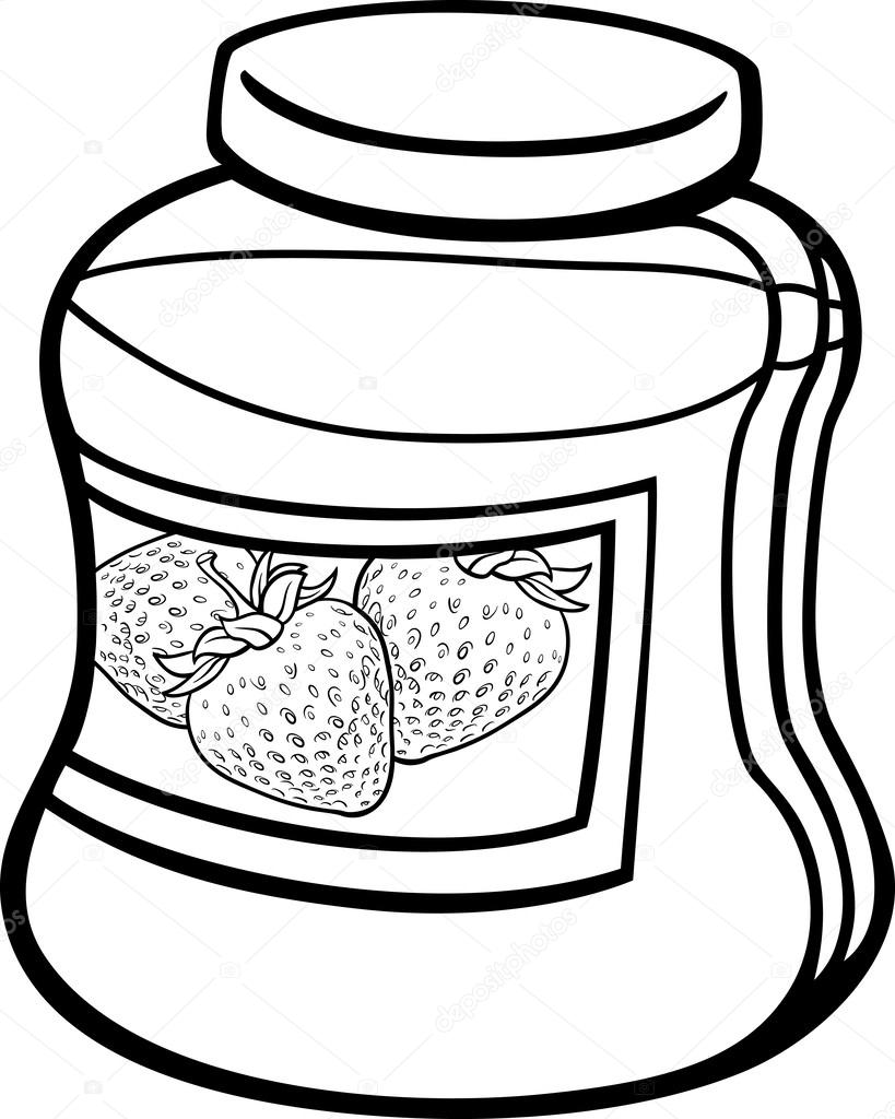 Jam Drawing At Getdrawings Com Free For Personal Use Jam
