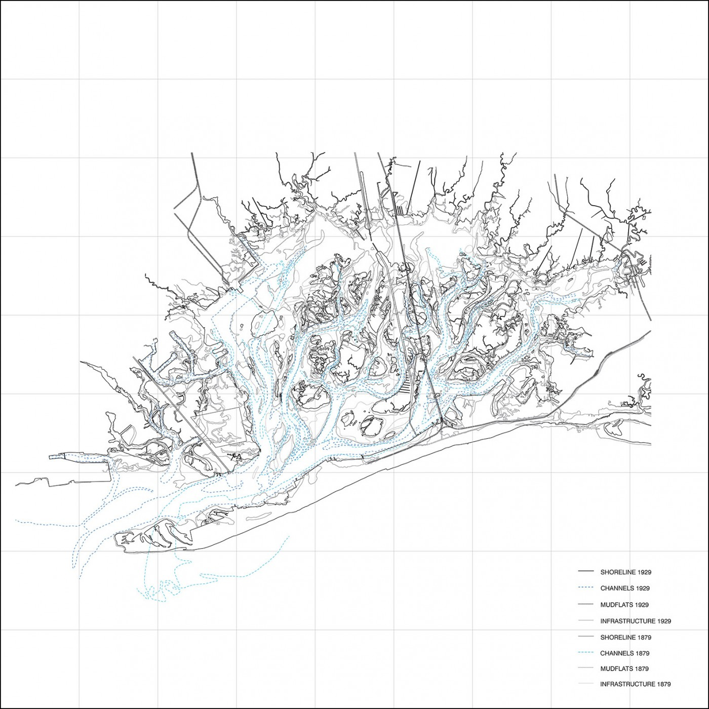1400x1400 Jamaica Bay, Ny Structures Of Coastal Resilience
