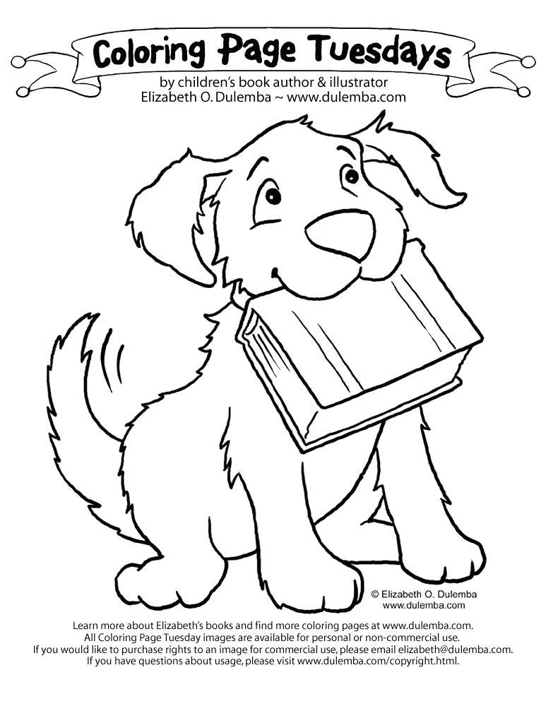 773x1000 James And The Giant Peach Coloring Pages Page Dog With