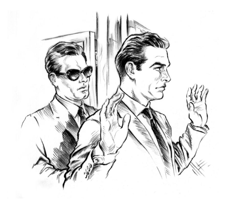 900x800 James Bond Meeting Felix Leiter, In Wayne Downey's James Bond Dr