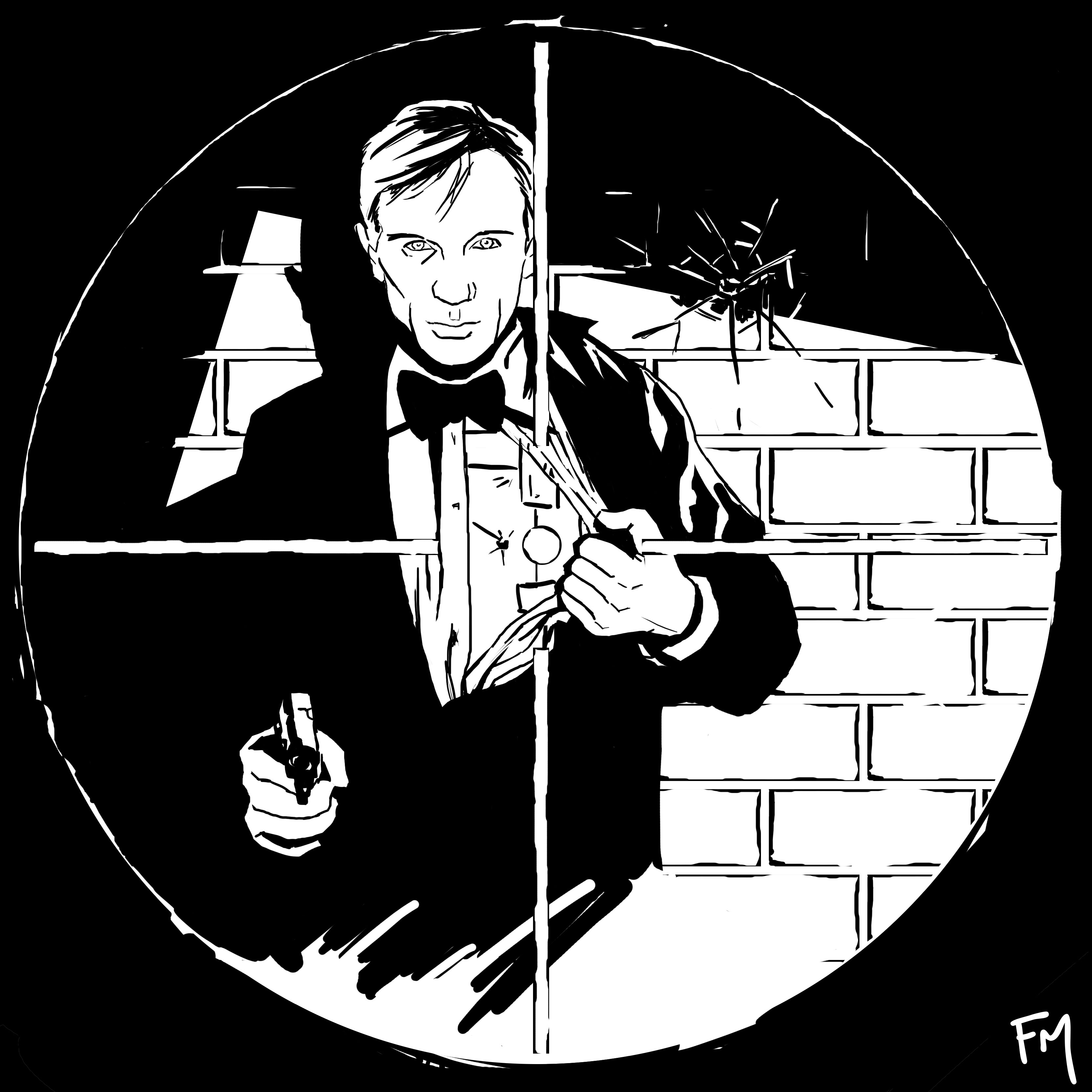 3325x3325 Radio Fm James Bond