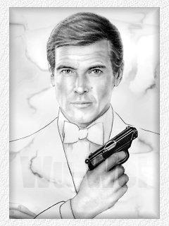 240x320 James Bond Posters