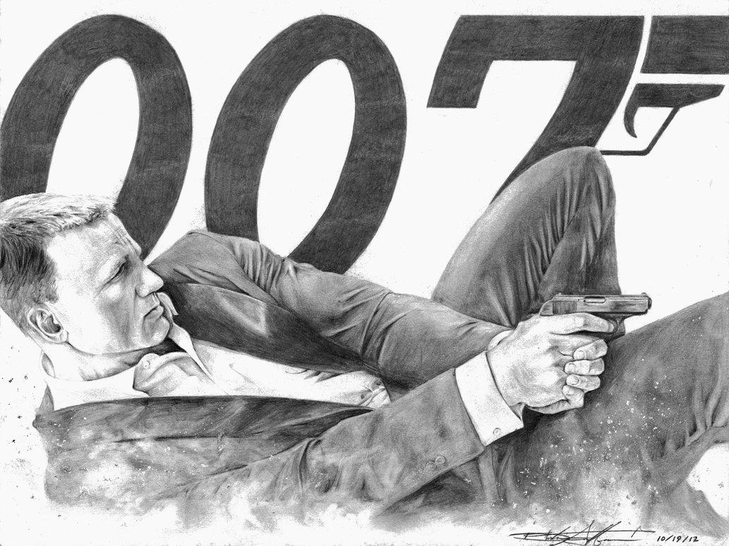 1033x774 Bond James Bond By Dusty11