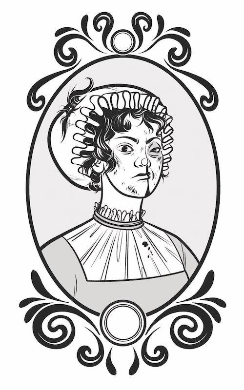 500x800 Austen Vs. Bronte By Lauren Burke And Hannah Chapman Unbound