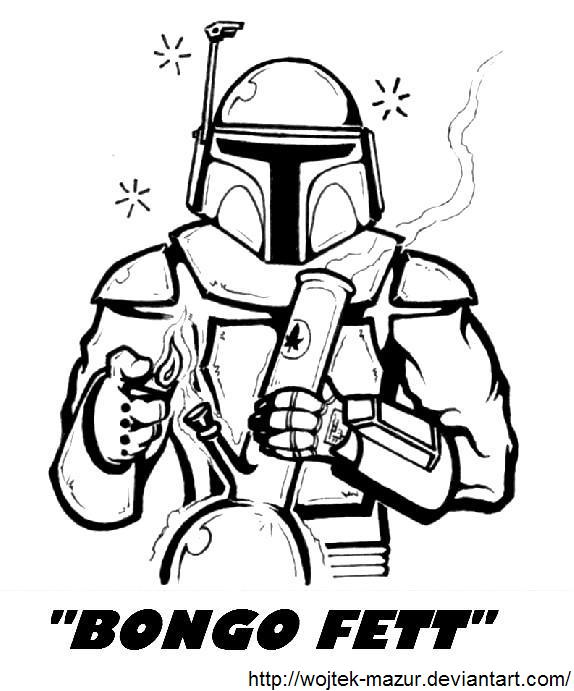 Jango Fett Drawing at GetDrawings.com | Free for personal use Jango ...