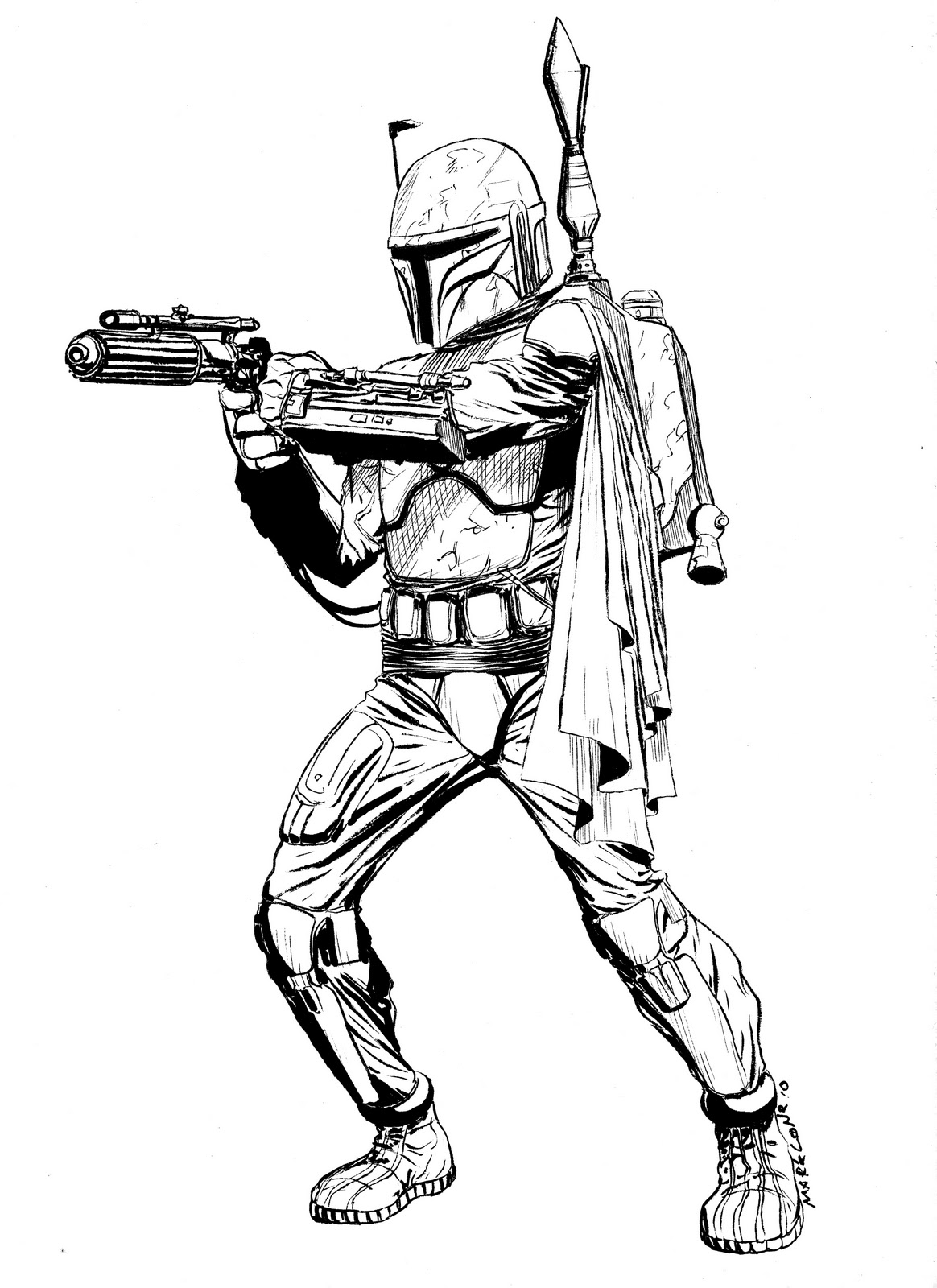 1164x1600 Black And White Coloring Pages Star Wars Qui Gon