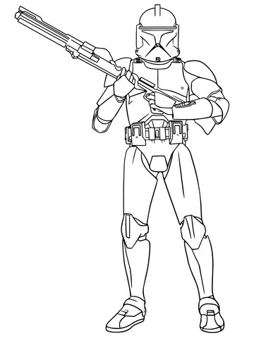 360x480 Boba Fett Coloring Page Free Printable Coloring Pages