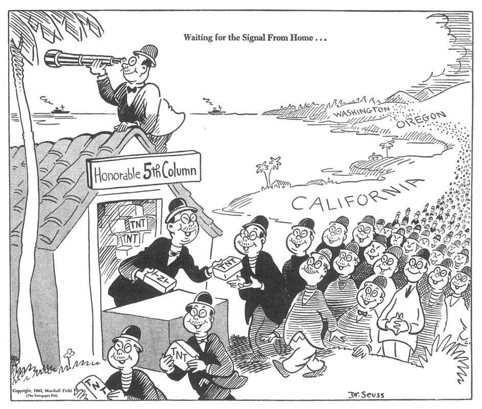 942x800 The Dr. Seuss Museum His Wartime Cartoons About Japan