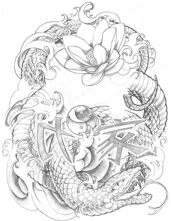 600x774 Tattoo Drawings Favourites By Turbochik