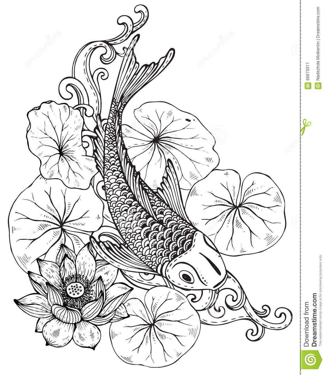 1130x1300 Japanese Lotus Flower Drawing Drawn Lotus Japan Flower