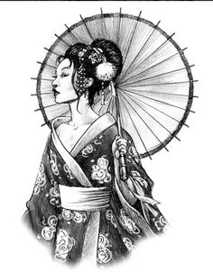 236x302 Geisha Tattoo