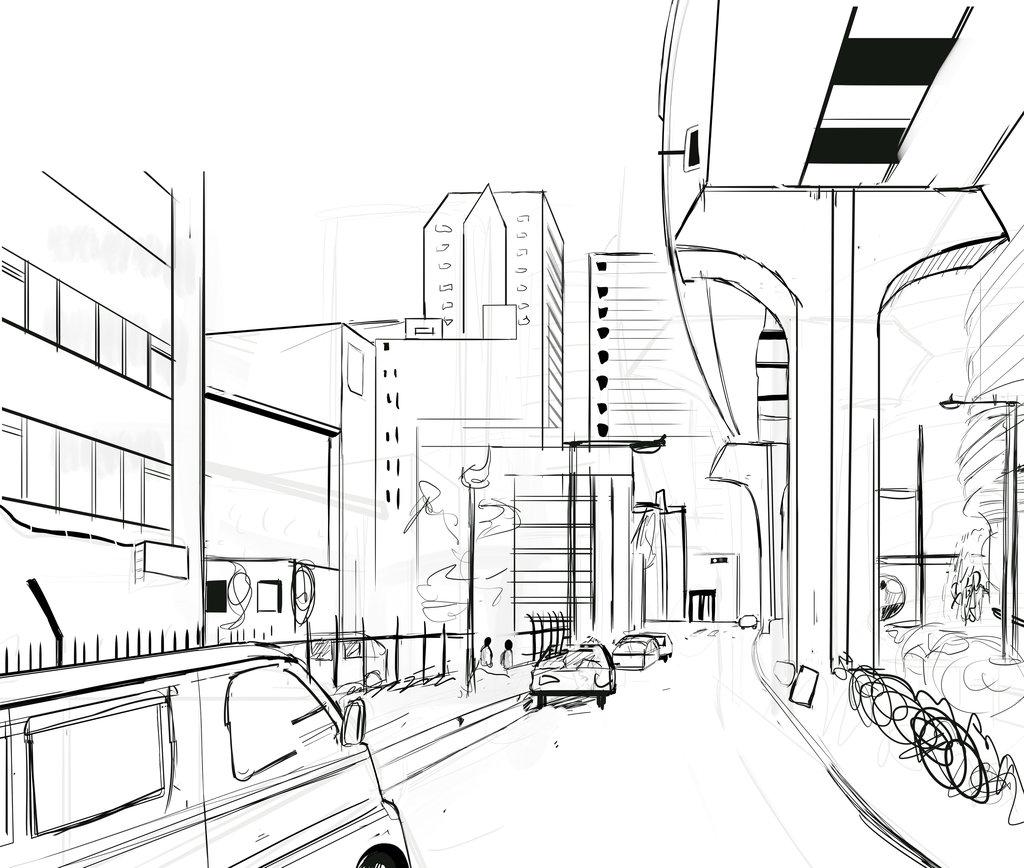 1024x868 Japan Background Study By Chazzvc