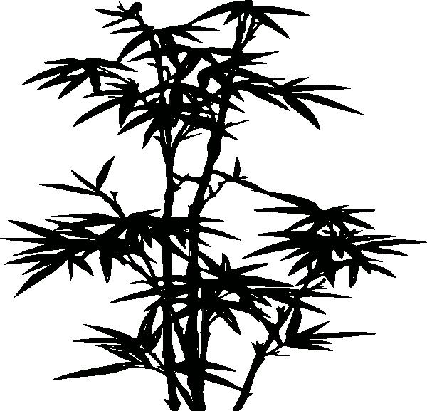 600x577 Japanese Tree Clipart
