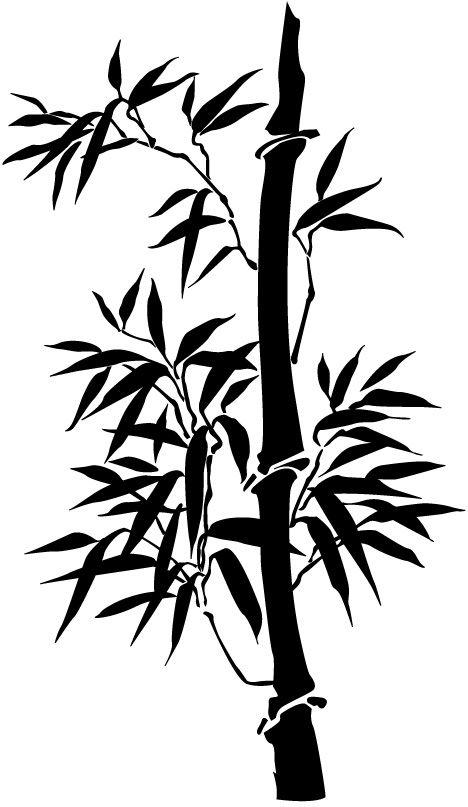 468x807 Gt Japanese Japanese Bamboo Japanesse Tattoo Bamboo Tattoo Drawing