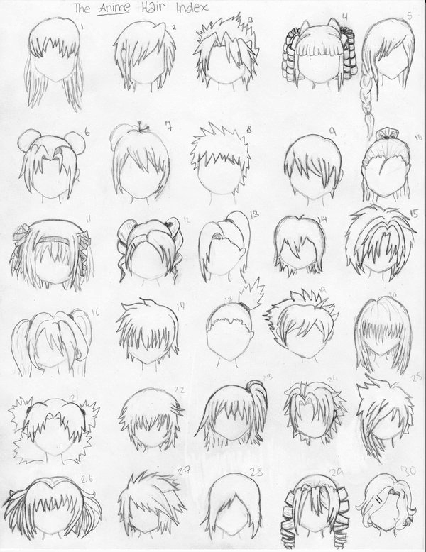 600x778 Anime Hair Manga Drawing Anime Clothes, Anime