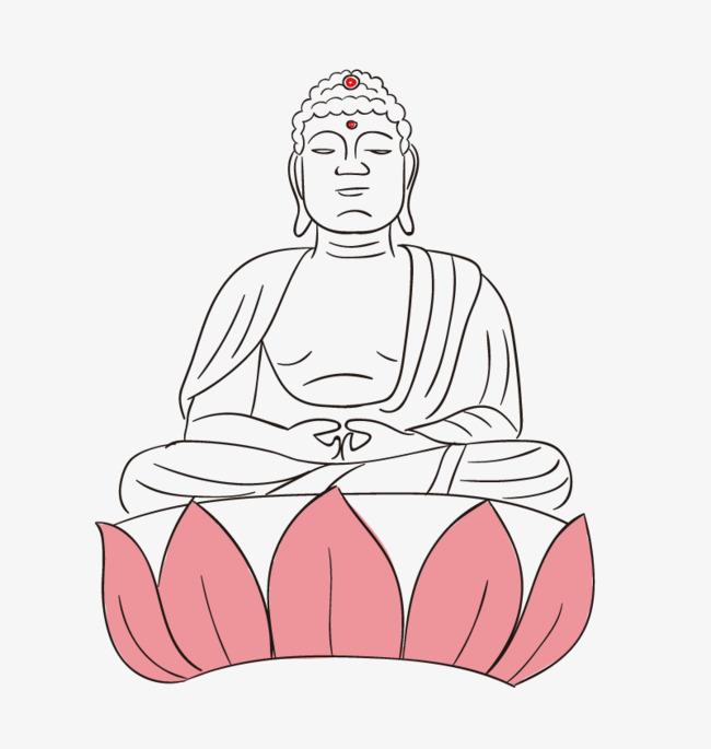650x685 Vector Big Buddha, Lotus, Japanese Style, Buddha Png And Vector
