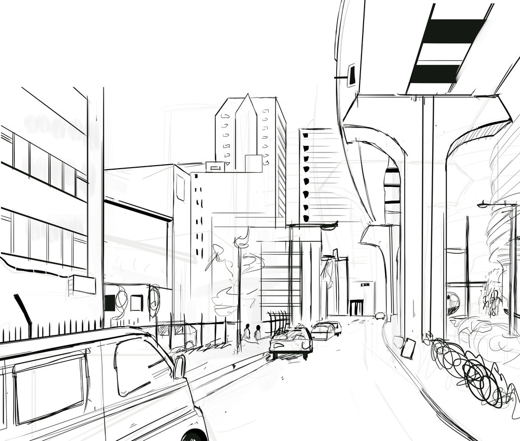 1024x868 Japan Background Study By Chazzvc