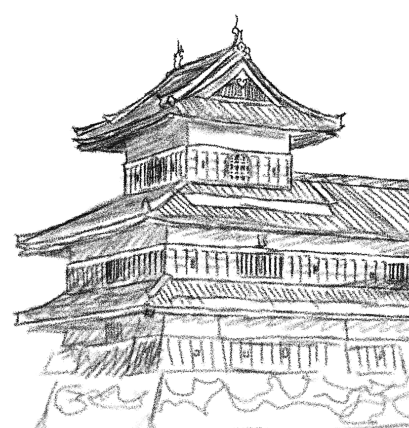 828x867 Weasels Go Narf Daily Draw Chinese Castle