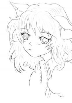 248x350 Learn How To Draw A Cute Anime Face, Anime People, Anime, Draw