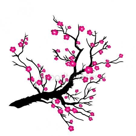 450x450 Plum Blossom Stock Vectors, Royalty Free Plum Blossom