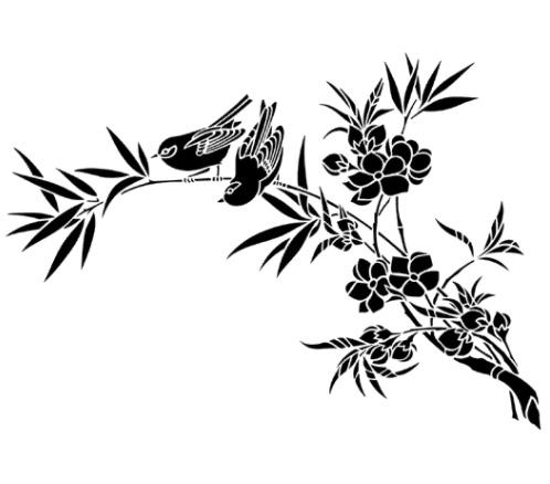 498x438 Japanese Cherry Blossom Garden Wallpaper, Pc Japanese Cherry